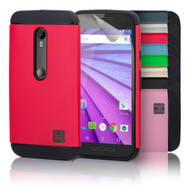32nd slim armour shockproof Motorola Moto G3 Case.