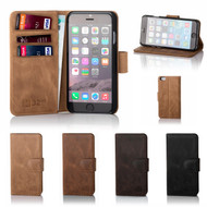 32nd premium Italian leather book wallet Sony Xperia XA Case.