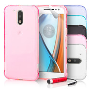 32nd Tough Gel Motorola Moto G4 Case.