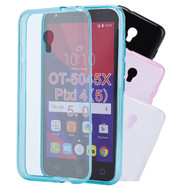 "32nd clear gel Alcatel Pixi 4 5.0"" (4G) Case in a range of colours."