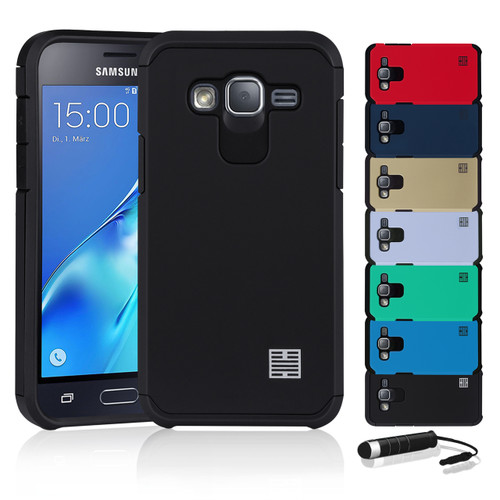 32nd slim armour shockproof Samsung Galaxy J3 (2016) Case.