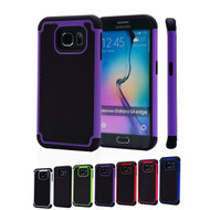 32nd dual-layer shockproof Samsung Galaxy S6 Edge Case.