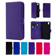 32nd synthetic leather book wallet Blackberry DTEK50 Case in a range of colours.
