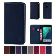 32nd real leather classic wallet Google Pixel XL Case in a range of fantastic colours.