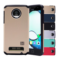 32nd slim armour shockproof Motorola Moto Z Play Case.