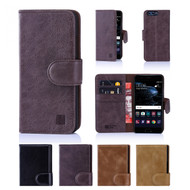 32nd premium Italian leather book wallet Huawei Ascend P10 Case.