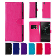 32nd synthetic leather book wallet Sony Xperia XA1 Case in a range of fantastic colours.