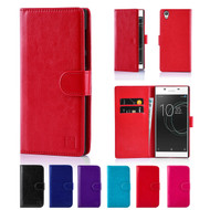 32nd synthetic leather book wallet Sony Xperia L1 Case in a range of fantastic colours.