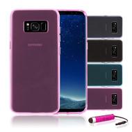 32nd clear gel Samsung Galaxy S8 Case.