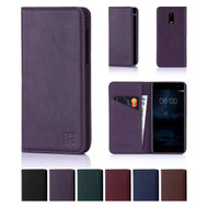 32nd real leather classic wallet Nokia 6 Case in a range of fantastic colours.