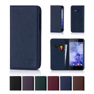 32nd real leather classic wallet HTC U Play Case in a range of fantastic colours.