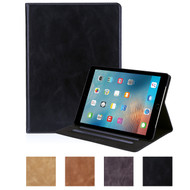 32nd premium Italian leather book wallet Apple iPad (2017) Case.