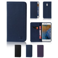 32nd real leather classic wallet Nokia 3 Case in a range of fantastic colours.