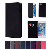 32nd real leather classic wallet Apple iPhone 8 Case in a range of colours.