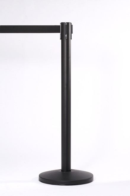 July Special - Economy 8.5 Retractable Belt Stanchion