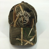 Muddy Water Camo Hat - Full