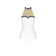 Sweet Ruffles Tulip Pattern 500-M097