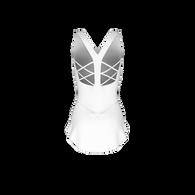 Y-Back Tulip Pattern 500-M079