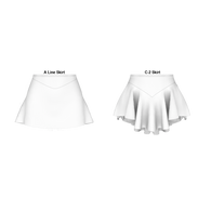 C-2 & Aline Panty Skirt Pattern 400-M018