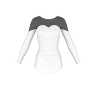Sweetheart Rhythmic Gymnastic Pattern 900-M014