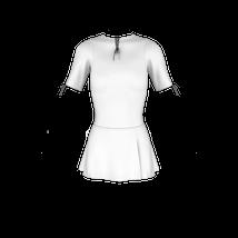 twirler leotard pattern, gymnastics leotard pattern, dance leotard pattern, swimmers leotard pattern, skaters leotard pattern, dance costume pattern, jazz dance pattern,