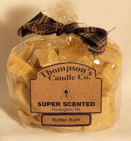 BUTTER RUM BAG OF CRUMBLES - 6 OZ