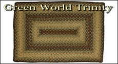 Green World Trinity Braided Collection