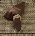 Tweed-Espresso Napkin Setting