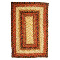 Russet Rectangle Rug