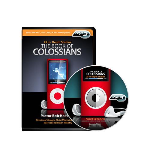 Colossians MP3 Disc
