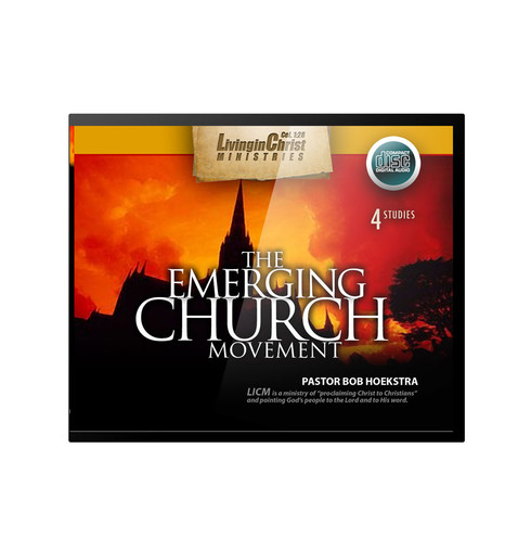 The Emerging Church Movement CD Set