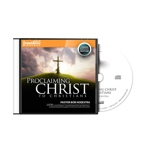 Proclaiming Christ CD