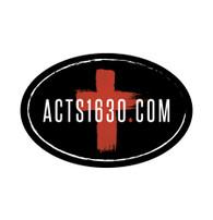Acts1630.com Bumper Sticker
