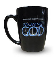Knowing God ceramic Mug