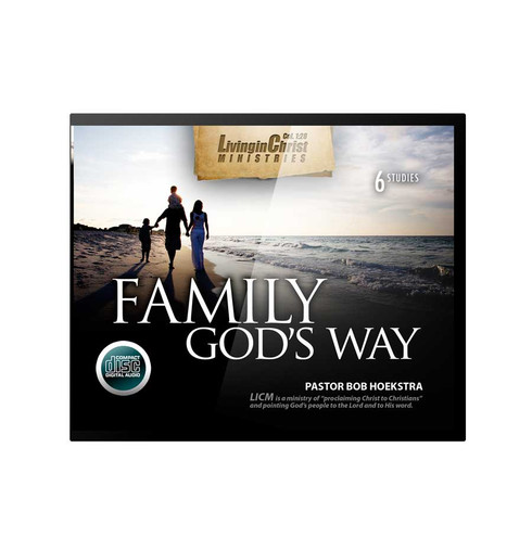 Family God's Way CD Cover