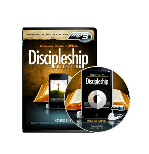 Discipleship Collection MP3 Cover