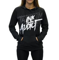 InkAddict Think Im Addicted Hoodie - Cobalt Heights
