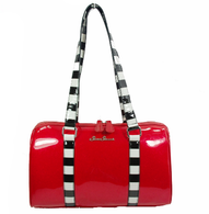 Starstruck The Funhouse Handbag - Red - Cobalt Heights