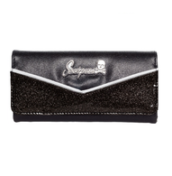 Sourpuss Monroe Wallet - Black - Cobalt Heights