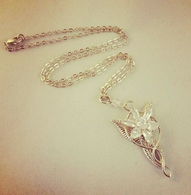 Evenstar Inspired Necklace