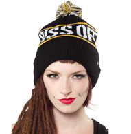 Sourpuss Piss Off Beanie - Cobalt Heights
