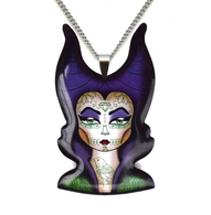 Jubly Umph Evil Sorceress Necklace - Cobalt Heights