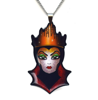 Jubly Umph Evil Queen Necklace - Cobalt Heights