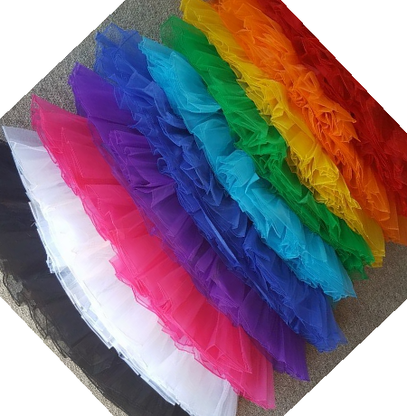 No Frills Petticoat - 11 Colours - Cobalt Heights