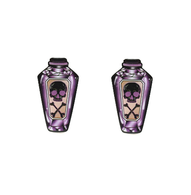 Jubly Umph Purple Poison Studs - Cobalt Heights