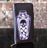 Jubly Umph Poison Bottle Wallet - Cobalt Heights