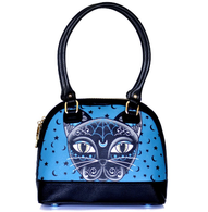 Jubly Umph Luna Kitty Handbag - Cobalt Heights