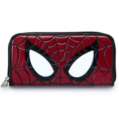 Loungefly Spiderman Wallet - Cobalt Heights