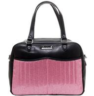 Sourpuss Retro Diaper Bag - Pink - Cobalt Heights