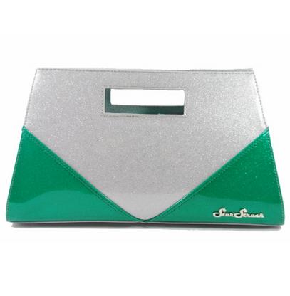 Starstruck Vixen Clutch - Emerald Green - Cobalt Heights